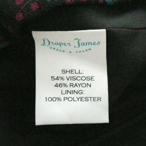 Draper James Dresses - Draper James Winter Berry Ruffle Dress 12